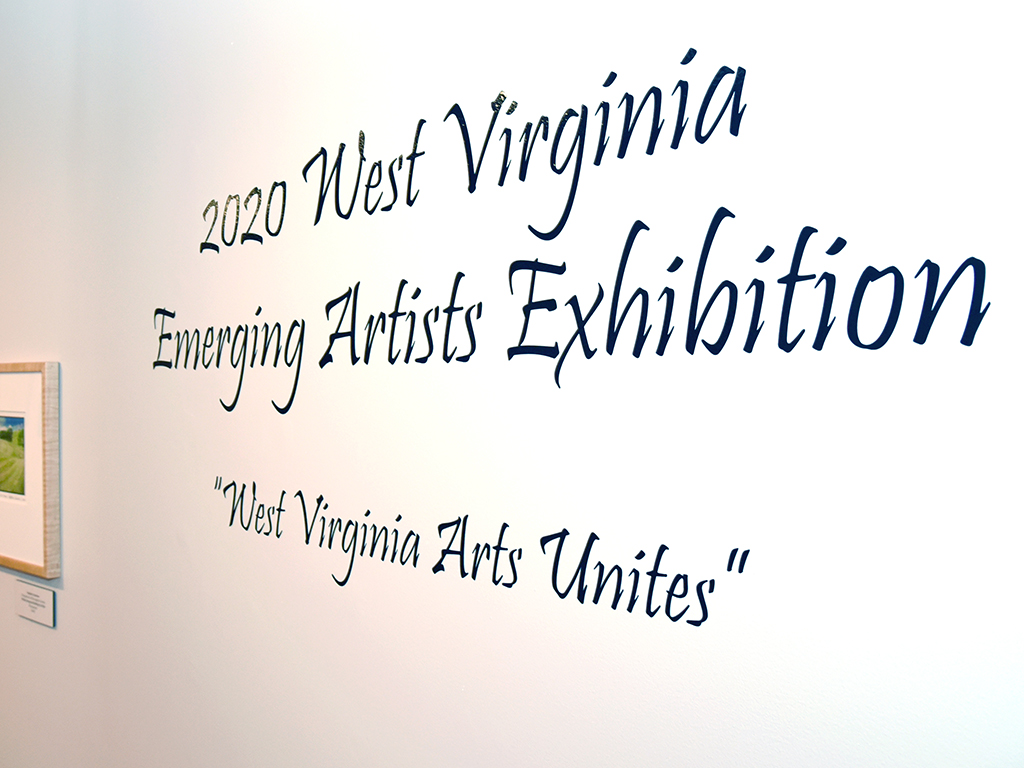 2020 emerging artists exhibit